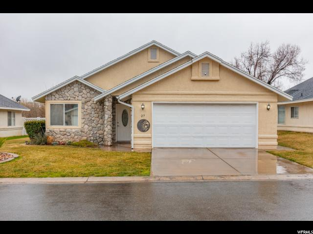 710 S Indian Hills Dr #27, St. George, UT 84770 (#1579463) :: Colemere Realty Associates