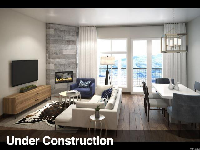 3751 Blackstone Dr 1F, Park City, UT 84098 (#1579464) :: The Fields Team
