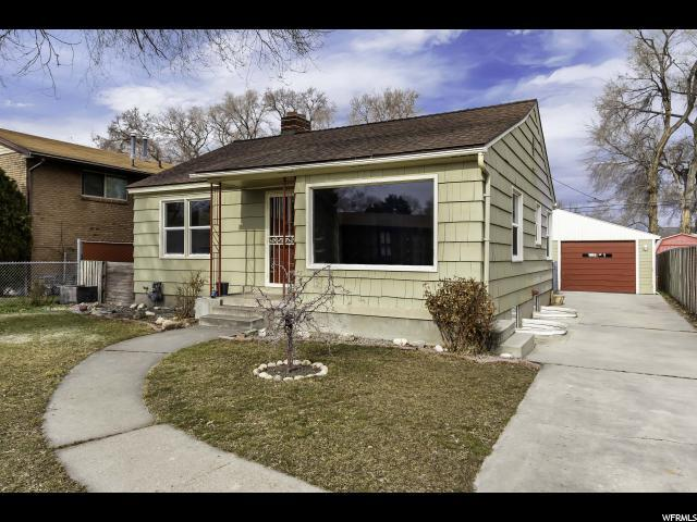 838 W Fayette Ave S, Salt Lake City, UT 84104 (#1579492) :: The Fields Team