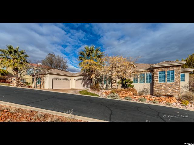 1094 W Shadow Cir, Washington, UT 84780 (#1579512) :: goBE Realty