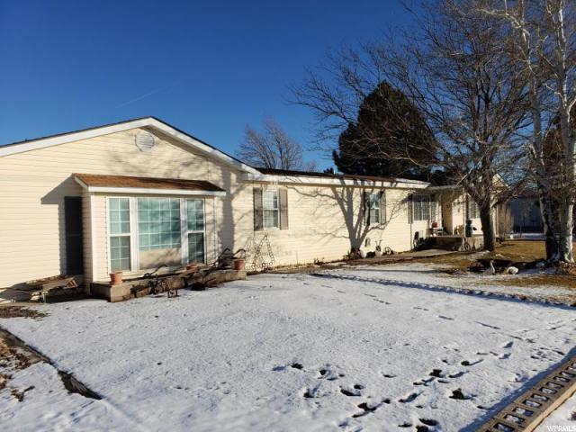 357 S 700 W, Milford, UT 84751 (#1579578) :: Colemere Realty Associates