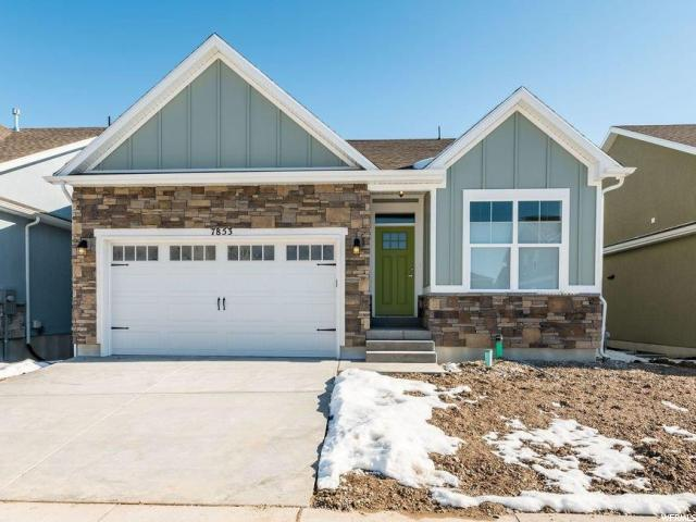 7853 S Dornie Ln W #2, West Jordan, UT 84088 (#1579598) :: The Fields Team