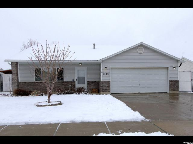 1443 N Cold Water Way, Ogden, UT 84404 (#1579608) :: goBE Realty