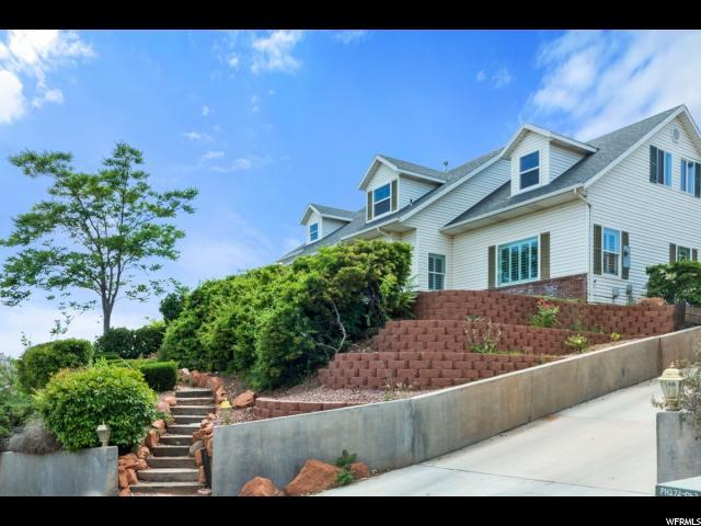 1681 Snow Canyon Dr, Santa Clara, UT 84765 (#1579647) :: Colemere Realty Associates