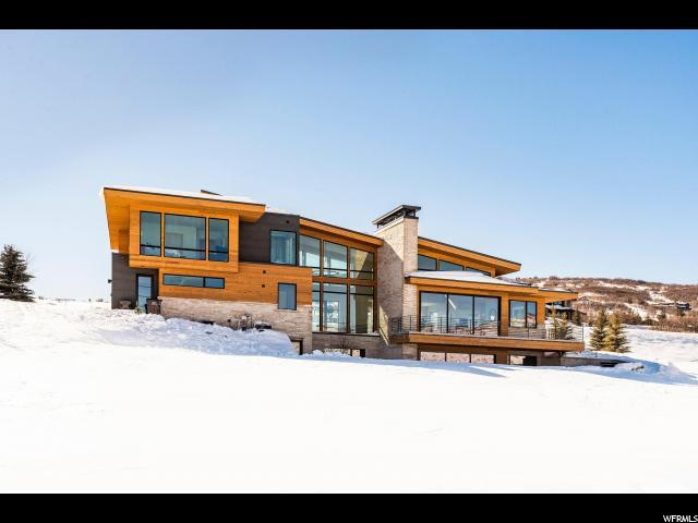 7970 Glenwild Dr, Park City, UT 84098 (MLS #1579655) :: High Country Properties