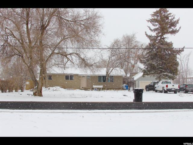 548 N Main St, Millville, UT 84326 (#1579771) :: The Fields Team