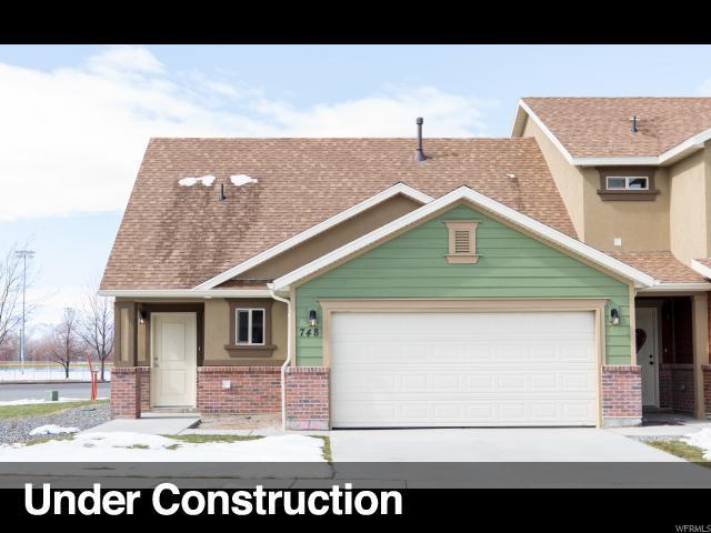 591 S Park View Ln #614, Spanish Fork, UT 84660 (#1579854) :: Big Key Real Estate