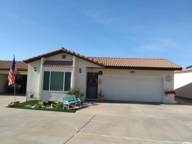 1331 N Dixie Downs Rd W #113, St. George, UT 84770 (#1579890) :: Colemere Realty Associates