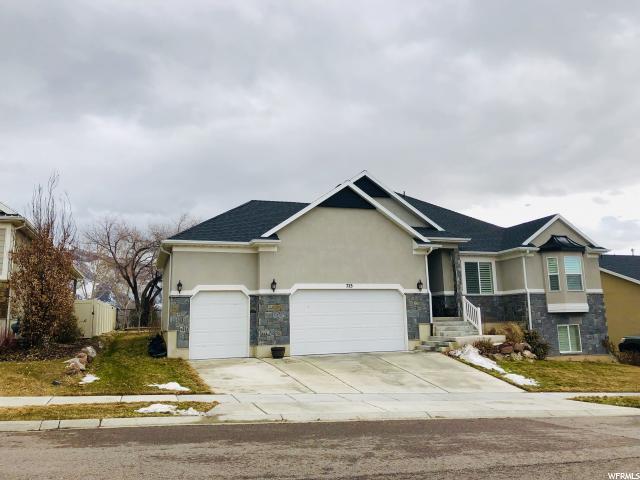 723 E Apple Blossom Way, Fruit Heights, UT 84037 (#1579900) :: Bustos Real Estate | Keller Williams Utah Realtors