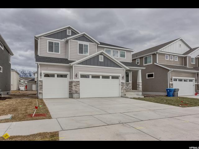 77 S Serrata Ln, Vineyard, UT 84059 (#1579946) :: Bustos Real Estate | Keller Williams Utah Realtors