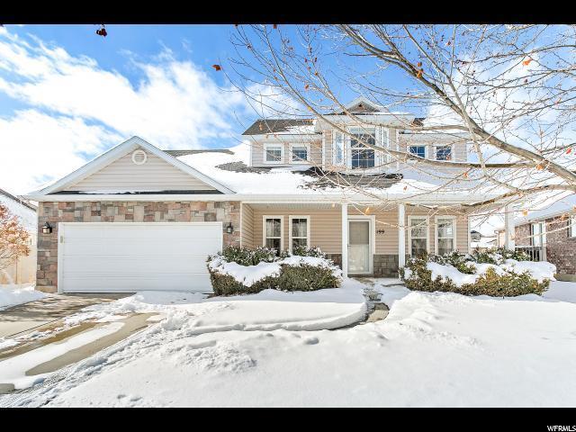 199 W Apple Ave N, Saratoga Springs, UT 84045 (#1579965) :: The Fields Team