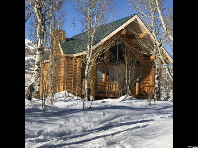636 Conifer Rd, Oakley, UT 84055 (MLS #1580066) :: High Country Properties