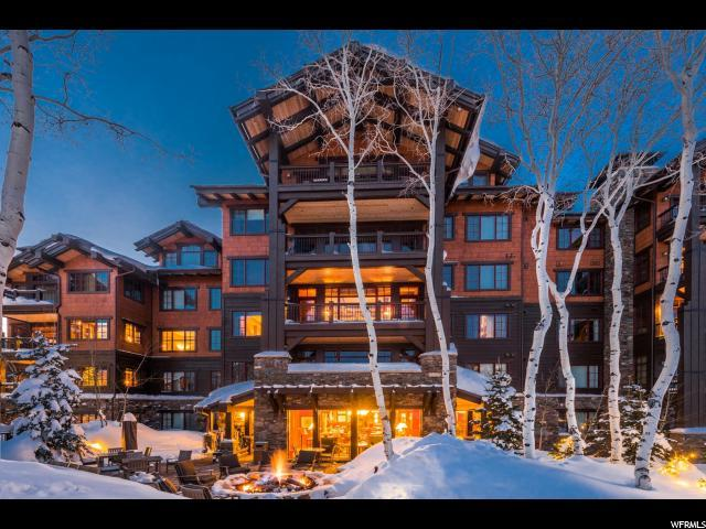 8894 Empire Club Dr #508, Park City, UT 84060 (#1580081) :: The Utah Homes Team with iPro Realty Network