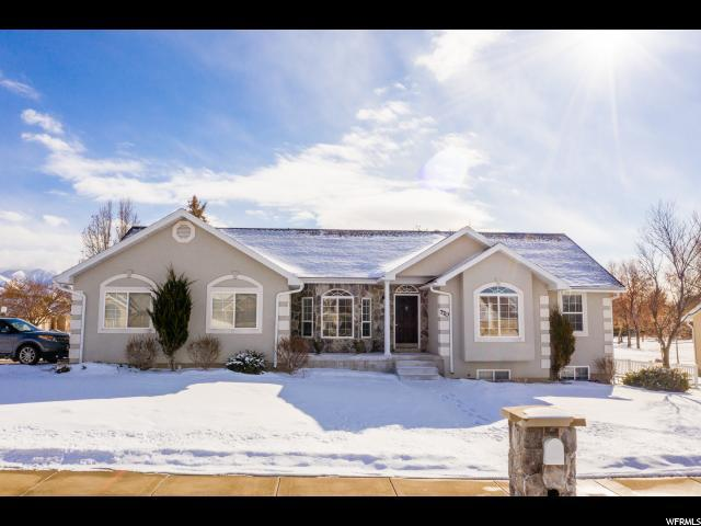 770 N Summit Dr E, Smithfield, UT 84335 (#1580084) :: Keller Williams Legacy