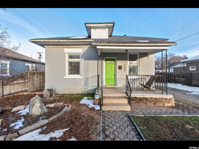 7633 Locust St, Midvale, UT 84047 (#1580093) :: Bustos Real Estate | Keller Williams Utah Realtors