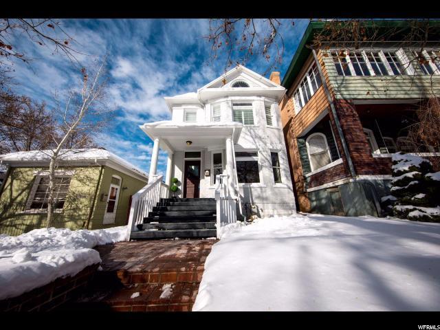 813 E 1ST Ave, Salt Lake City, UT 84103 (#1580158) :: Colemere Realty Associates