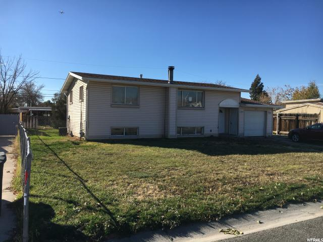 3873 W 3200 S, West Valley City, UT 84120 (#1580196) :: The Canovo Group