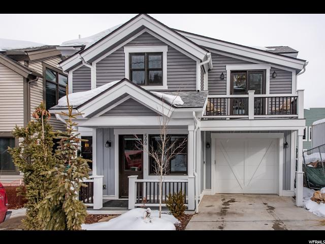 566 Park Ave, Park City, UT 84060 (#1580298) :: Big Key Real Estate