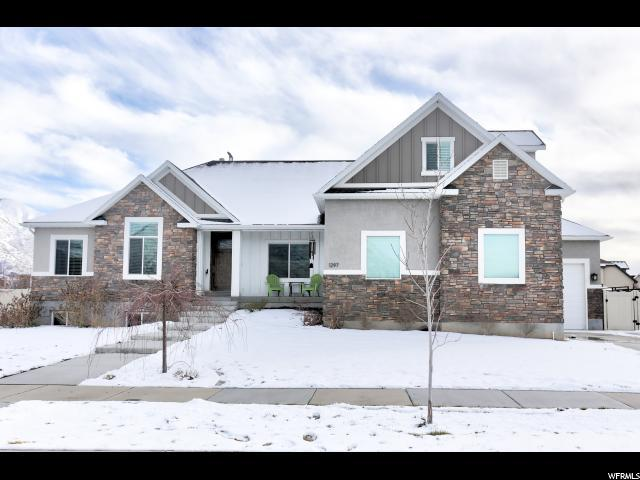 1297 W 900 S, Mapleton, UT 84664 (#1580323) :: The Utah Homes Team with iPro Realty Network