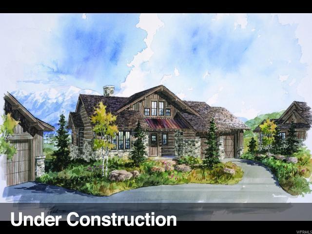 3809 Cynthia Cir #24, Park City, UT 84098 (MLS #1580331) :: High Country Properties