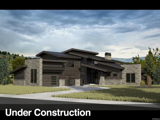 646 N Red Mountain Court (Lot 224) #224, Heber City, UT 84032 (MLS #1580423) :: High Country Properties
