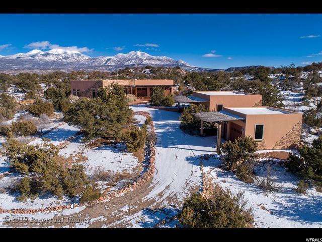 20 N Behind The Rocks Dr, Moab, UT 84532 (MLS #1580425) :: High Country Properties