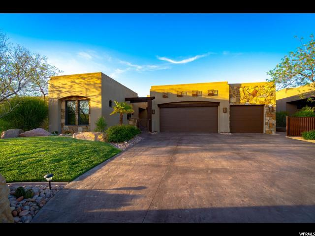 1678 W Red Cloud Dr S, St. George, UT 84790 (#1580436) :: Colemere Realty Associates
