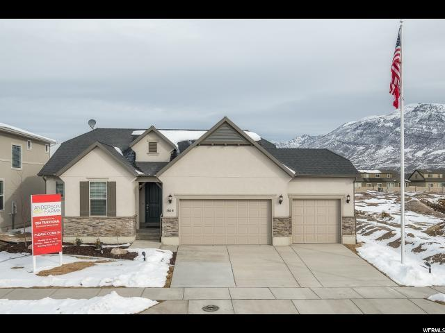 1614 W Maple Shade Ln, Lindon, UT 84042 (#1580497) :: The Utah Homes Team with iPro Realty Network