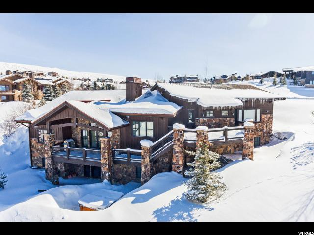 7547 Sage Meadow Rd, Park City, UT 84098 (#1580539) :: Powerhouse Team | Premier Real Estate