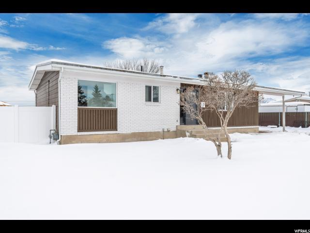 4841 S Southridge Dr W, Taylorsville, UT 84129 (#1580562) :: Red Sign Team