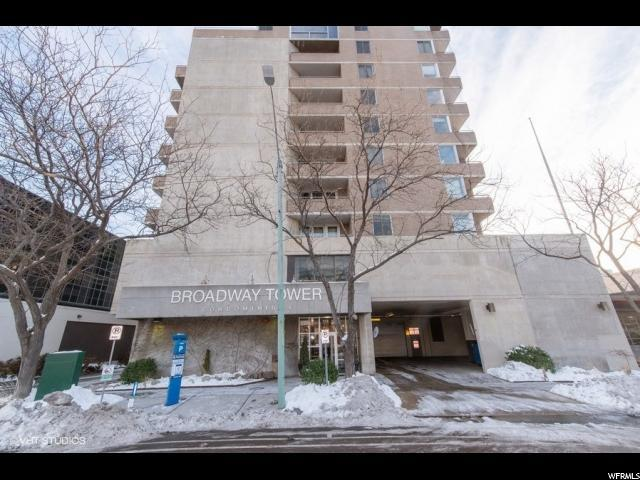 230 E Broadway S #506, Salt Lake City, UT 84111 (#1580570) :: Powerhouse Team | Premier Real Estate