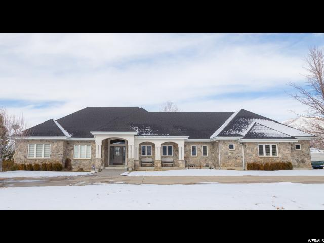 941 E Hawks Rest Dr, Mapleton, UT 84664 (#1580583) :: The Utah Homes Team with iPro Realty Network