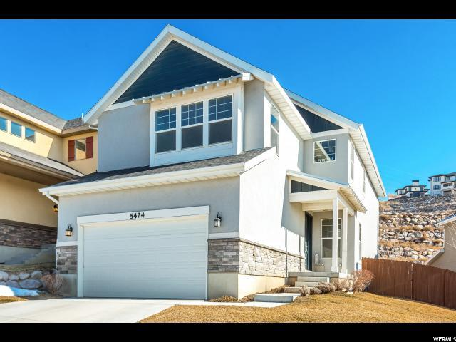 5424 N Bear Ridge Way, Lehi, UT 84043 (#1580616) :: goBE Realty