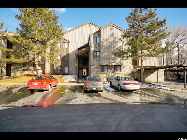 1175 E Canyon Rd S #56, Ogden, UT 84404 (#1580630) :: The Fields Team