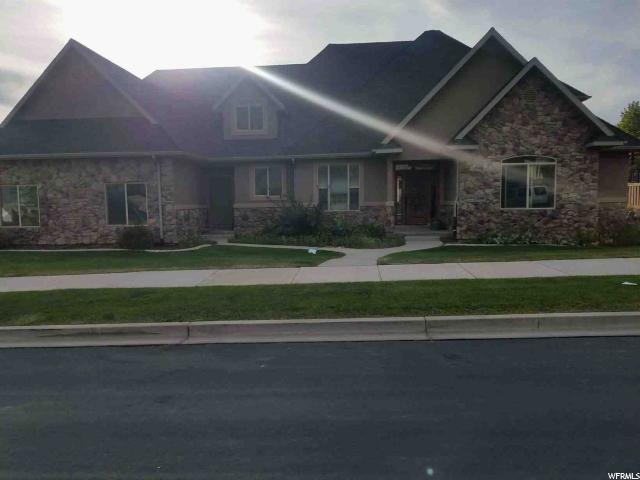 3599 N 1450 W, Pleasant Grove, UT 84062 (#1580639) :: Colemere Realty Associates