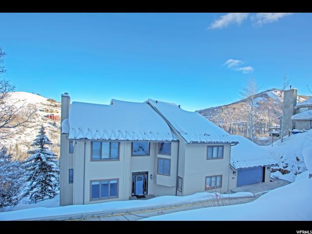 7404 N Stage Coach Dr W, Park City, UT 84098 (#1580641) :: Powerhouse Team | Premier Real Estate