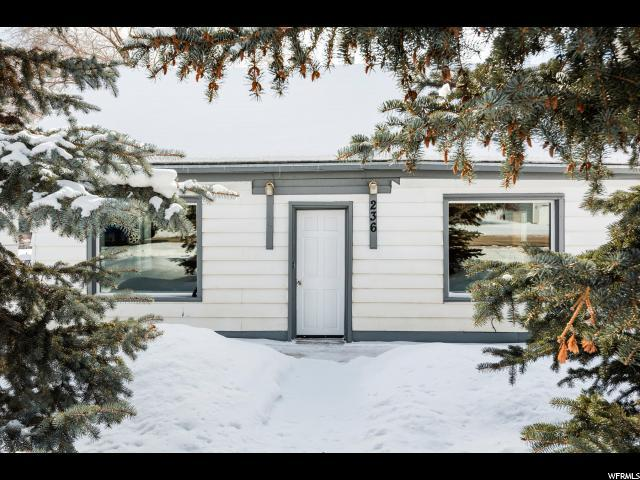 236 E 100 N, Coalville, UT 84017 (MLS #1580650) :: High Country Properties
