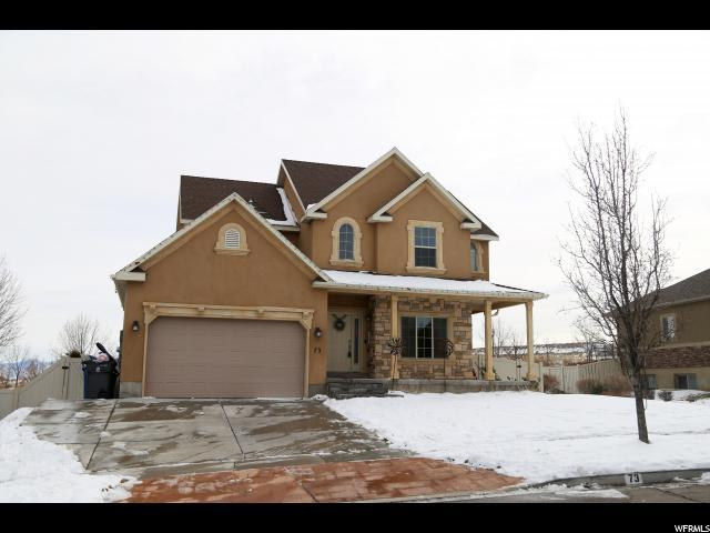 73 W Silver Fox Ln, Saratoga Springs, UT 84045 (#1580656) :: The Fields Team
