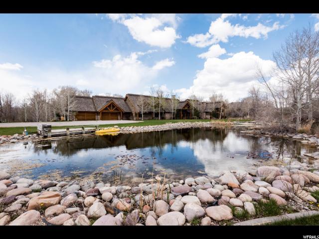 246 W 4400 N, Oakley, UT 84055 (MLS #1580749) :: High Country Properties