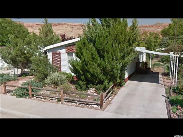 562 N Cliffview Dr., Moab, UT 84532 (#1580786) :: Colemere Realty Associates