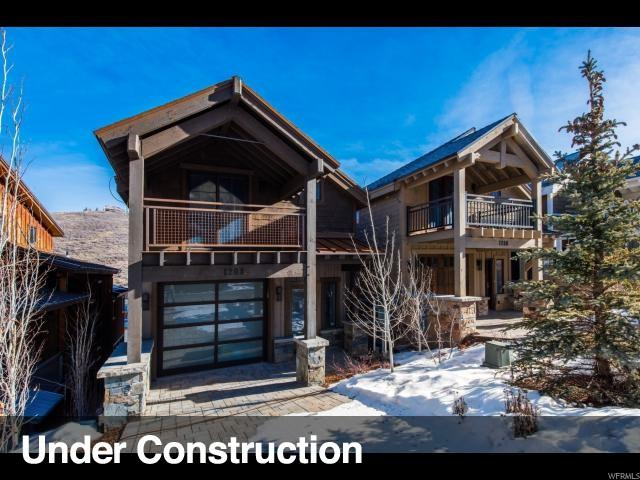 1208 Empire Ave, Park City, UT 84060 (#1580809) :: Colemere Realty Associates