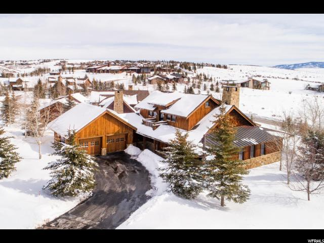 7921 Western Sky, Park City, UT 84098 (#1580844) :: Powerhouse Team | Premier Real Estate