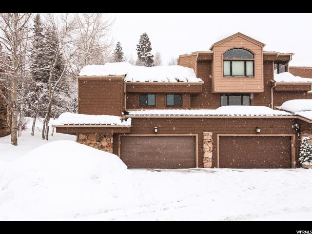 1166 Stonebridge Cir, Park City, UT 84060 (#1580847) :: The Fields Team