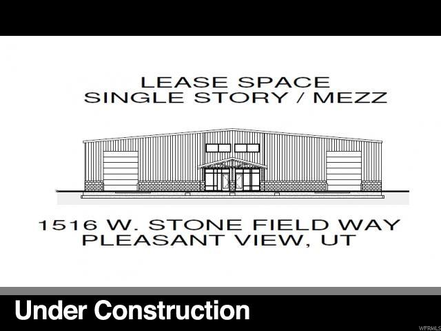 1516 W Stonefield Way N A, Pleasant View, UT 84404 (#1580849) :: The Fields Team