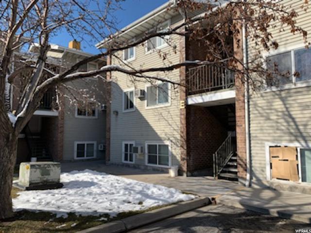 1557 W 200 S E201, Salt Lake City, UT 84104 (#1580863) :: Big Key Real Estate
