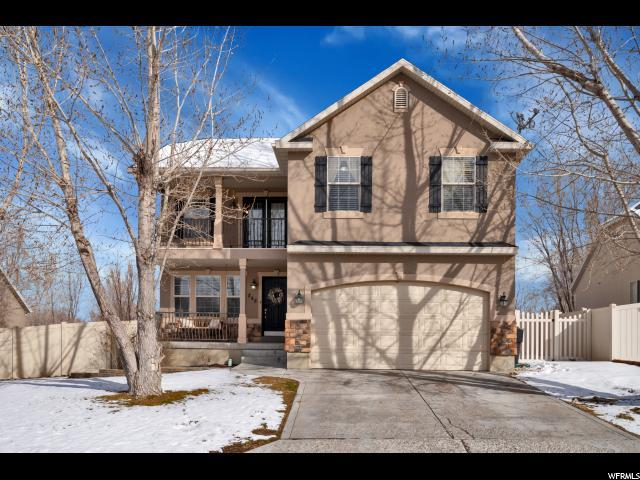 848 W 1500 S, Payson, UT 84651 (#1580864) :: Colemere Realty Associates