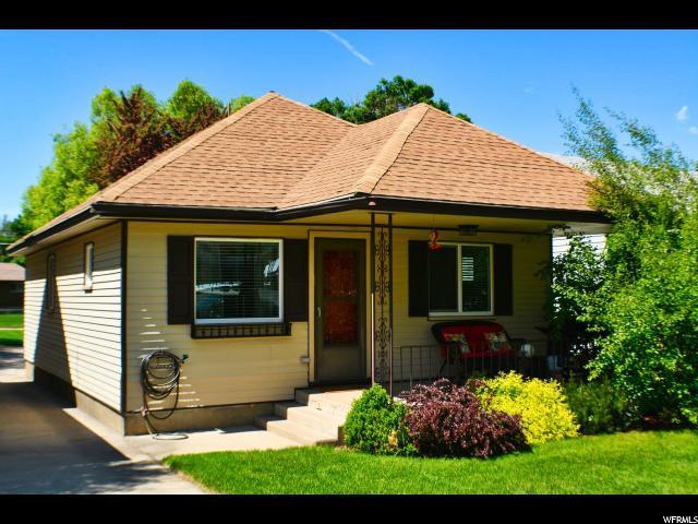33 N 500 E, Morgan, UT 84050 (#1580917) :: Bustos Real Estate | Keller Williams Utah Realtors
