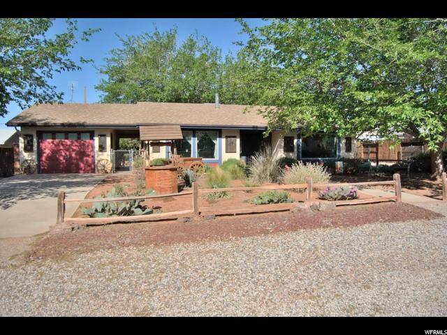 20 S Main St, Ivins, UT 84738 (#1580924) :: Powerhouse Team   Premier Real Estate