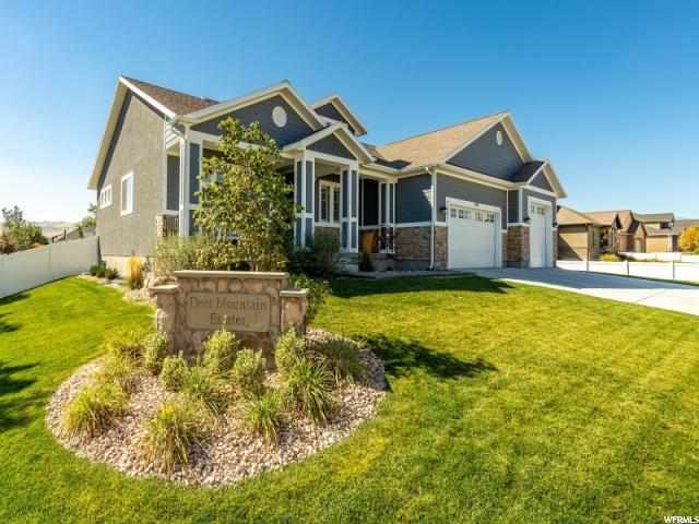 4011 W Deer Mountain Dr S, Riverton, UT 84065 (#1580926) :: The Utah Homes Team with iPro Realty Network