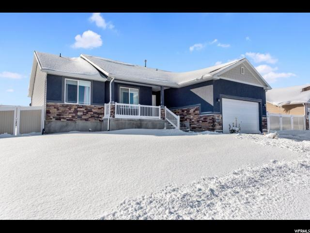 6127 W Vista Mesa Dr, West Valley City, UT 84128 (#1580936) :: Colemere Realty Associates